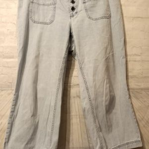 Tommy Hilfiger woman crop pants size 18